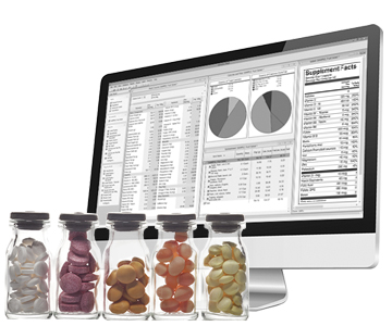 Genesis Supplement Analysis Software