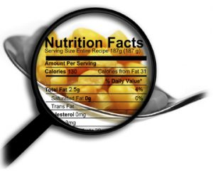 Nutrition Label Consulting