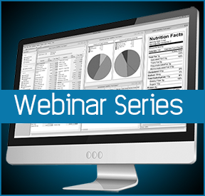 Nutrition Labeling Webinars