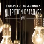 Nutrition Database eBook