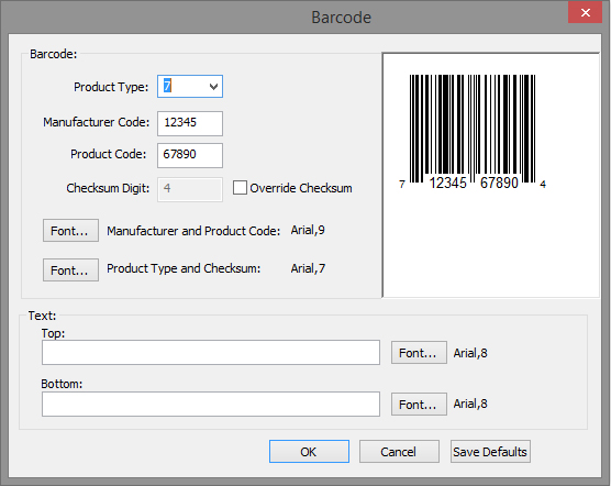 barcode-screen
