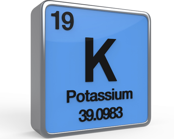Potassium Rounding Rules on the 2016 Nutrition Facts Label