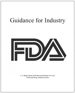 2016 FDA Draft Guidance Document on Rounding Rules