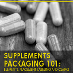 supplement packaging & labeling requirements ebook
