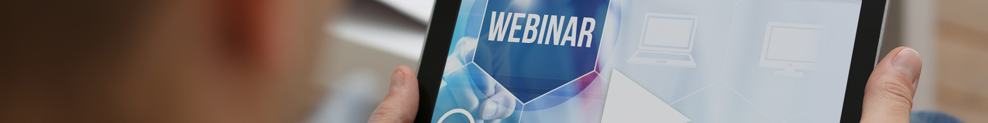 ESHA Research Webinars