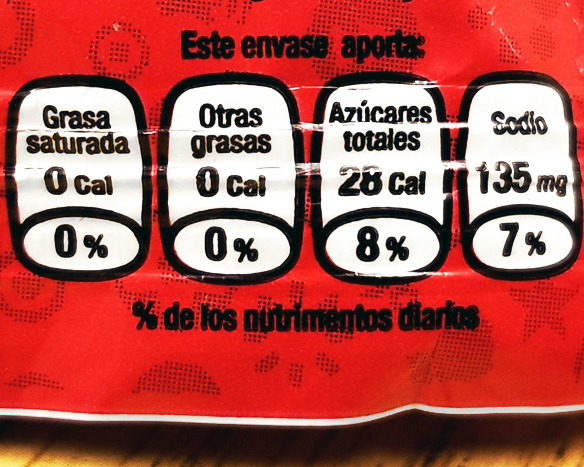 Mexico Front-of-Package Labeling Requirements