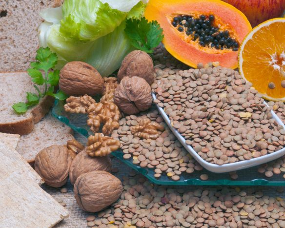 FAQ: Why Am I Not Seeing Dietary Fiber on My Label?