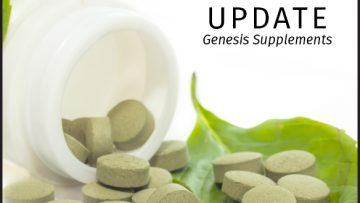 Genesis R&D Supplements 1.6 Feature Overview