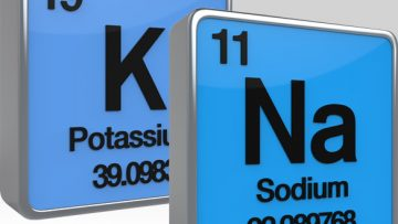 New DRI Values for Sodium and Potassium Released