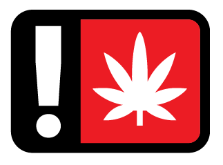 Universal symbol for cannabis edibles