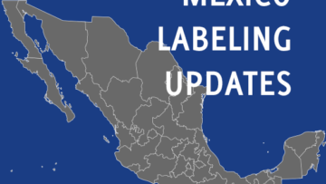 Mexico Labeling Update