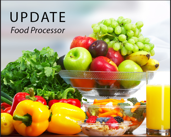 Food Processor 11.9 Update Includes Redesigned FoodProdigy and More Database Foods